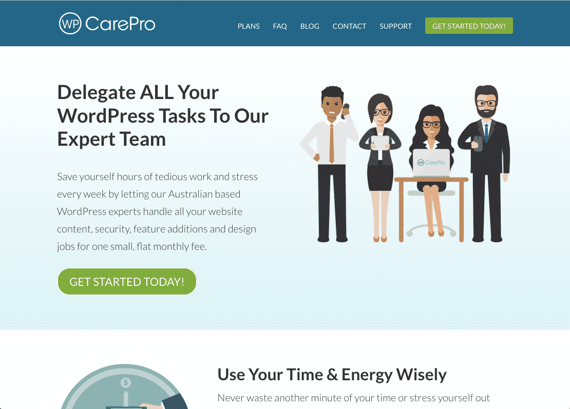 WordPress Websites Services & Maintenance