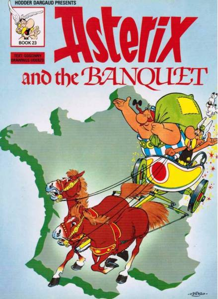 Asterix And The Banquet 9780340264294