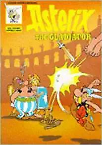 Asterix And The Gladiator 1988 9780340183205 Second Hand
