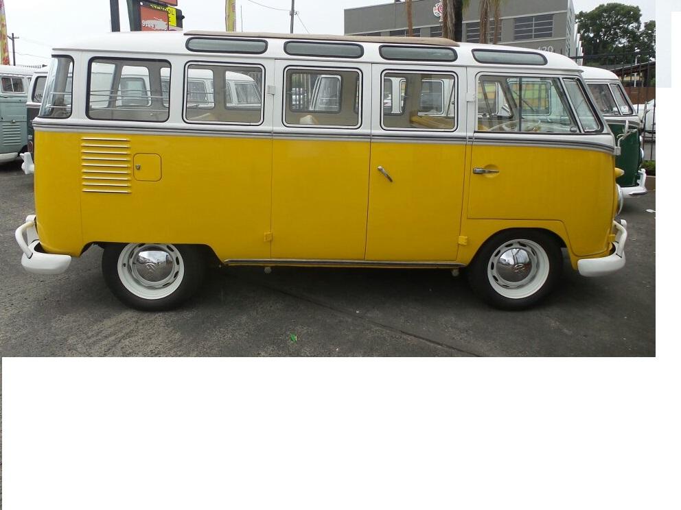 Volkswagen Samba 23 Window 1958 Genuine German built