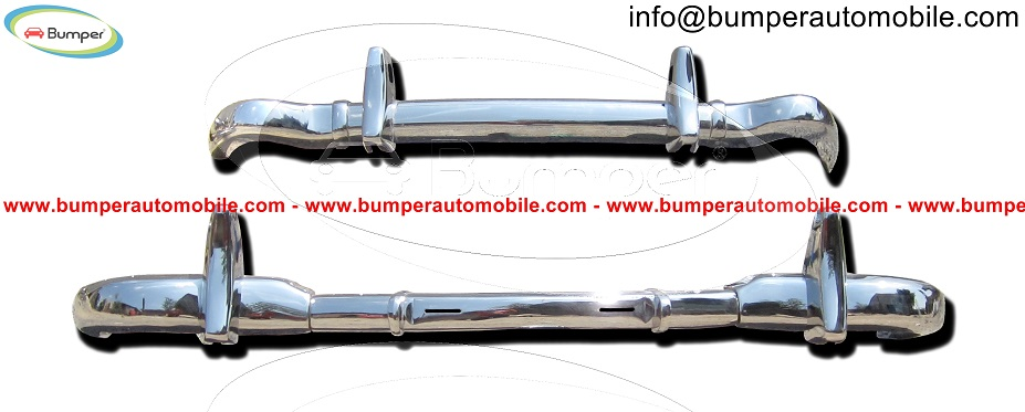 Mercedes W190 SL bumper kit
