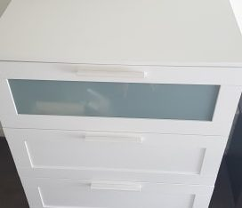 IKEA BRIMNES Chest of 3 drawers