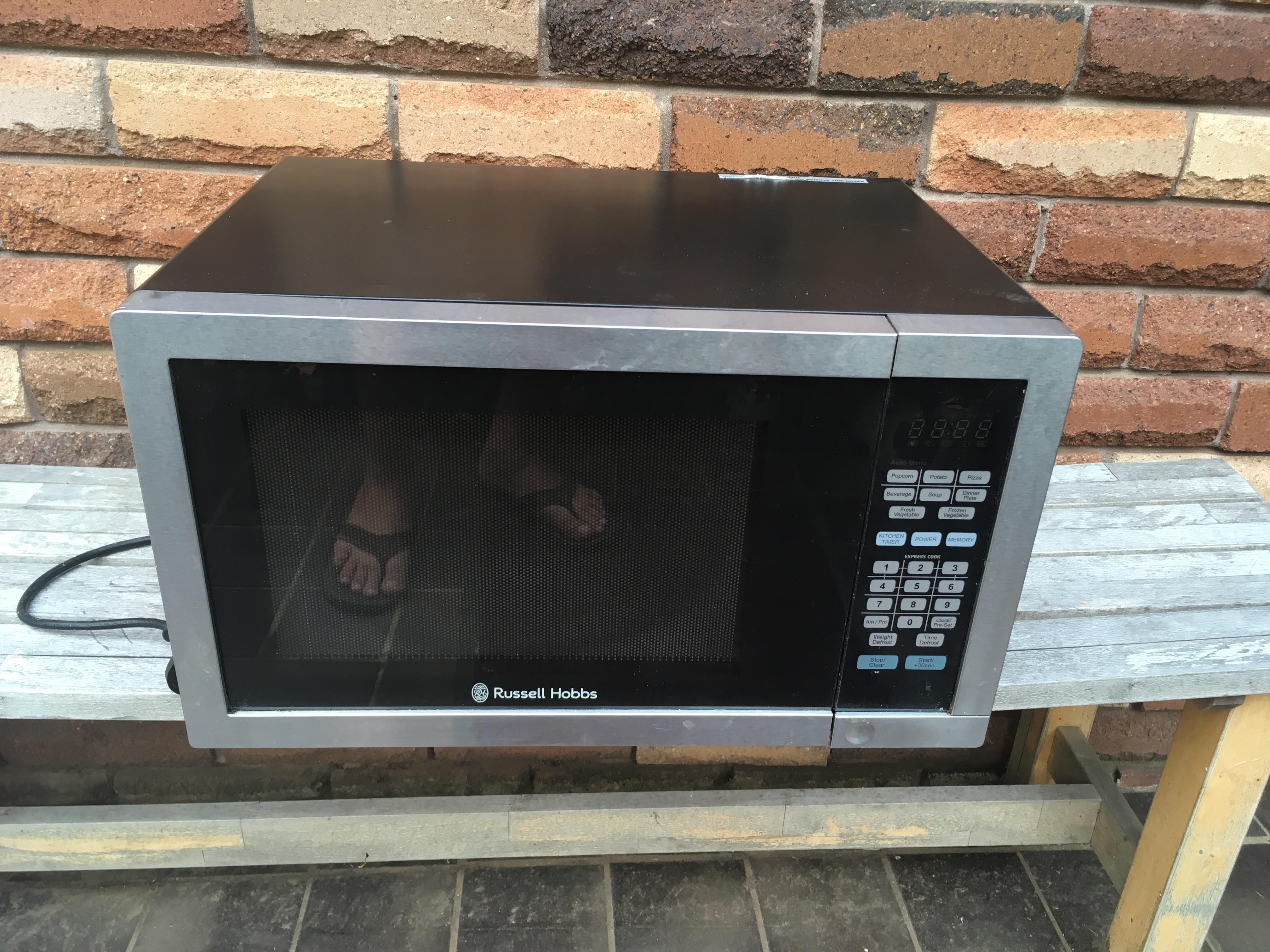 Russell Hobbs Microwave Oven RHMO100