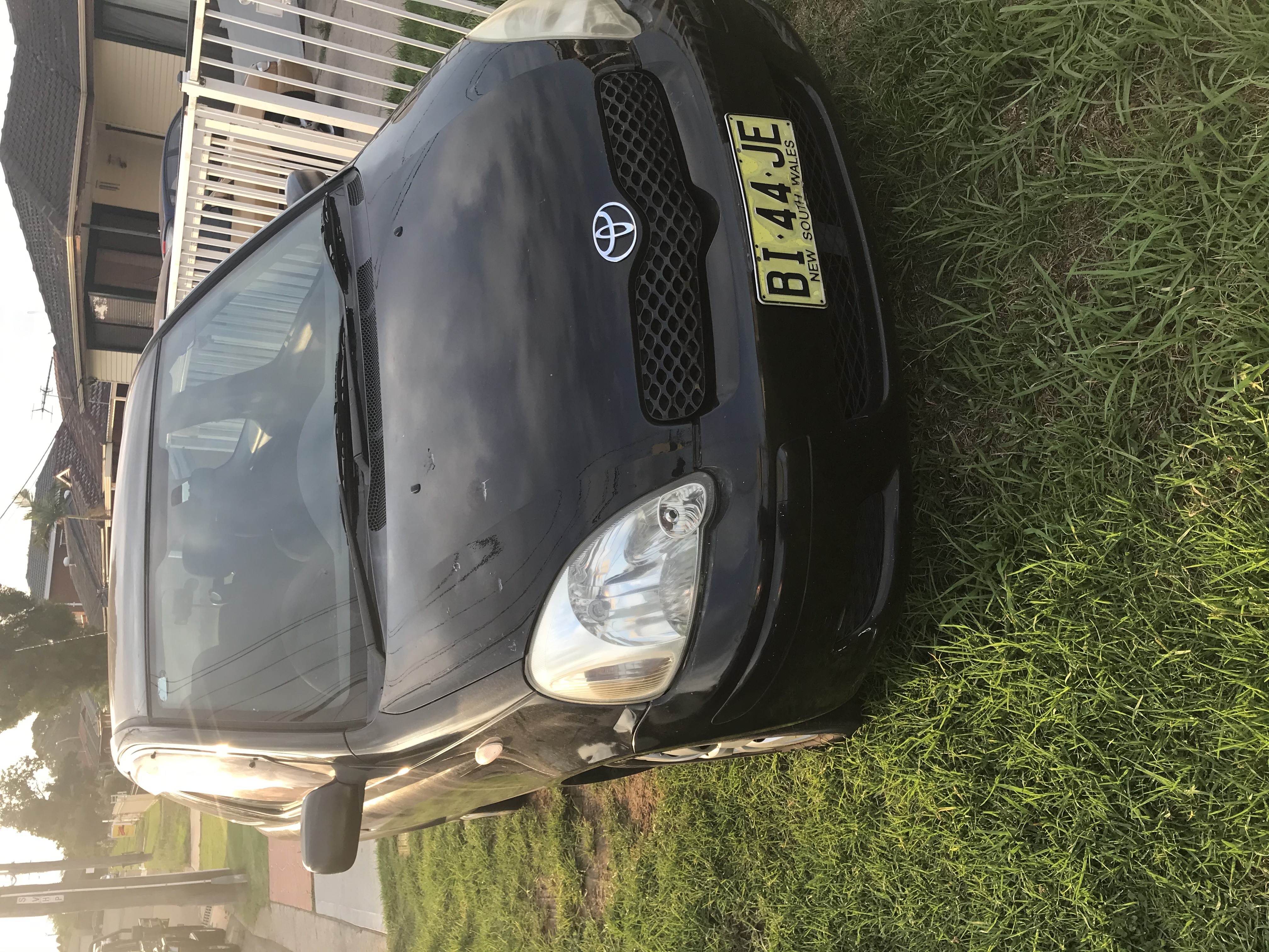 2003 automatic rego 17/4/2020 kms 172753   Logbook  location Fairfield west