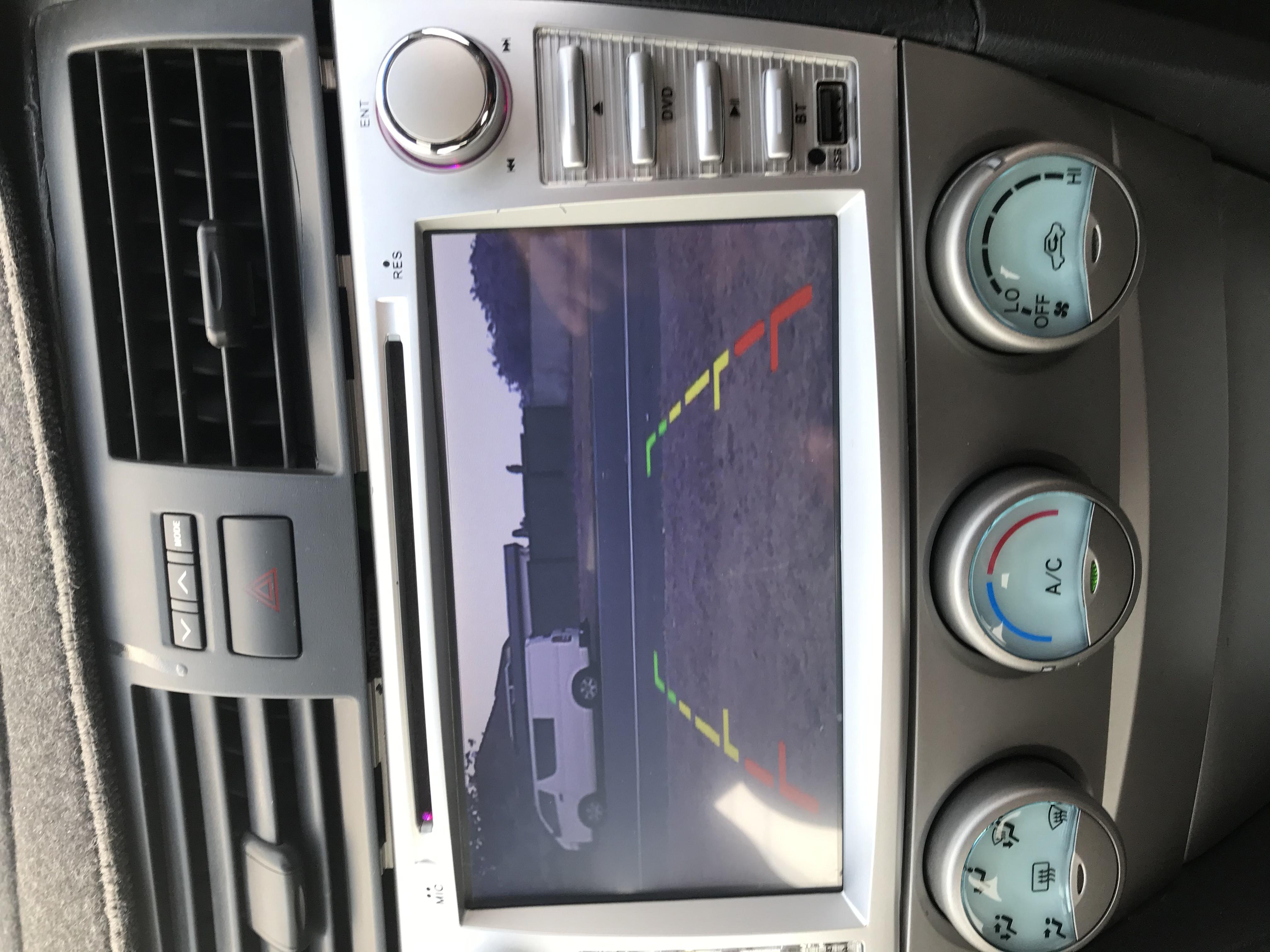 2008 1 year rego kms 135 2key logbook GPS reverse camera Bluetooth. 4 Cylinder