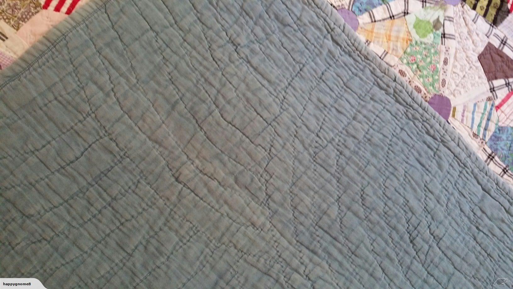 Vintage Pinwheel Quilt