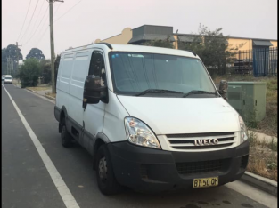 2009 Manual iveco daily diesel refrigerators kms 177885, starts and drives has been serviced and ready to work Will accept sw