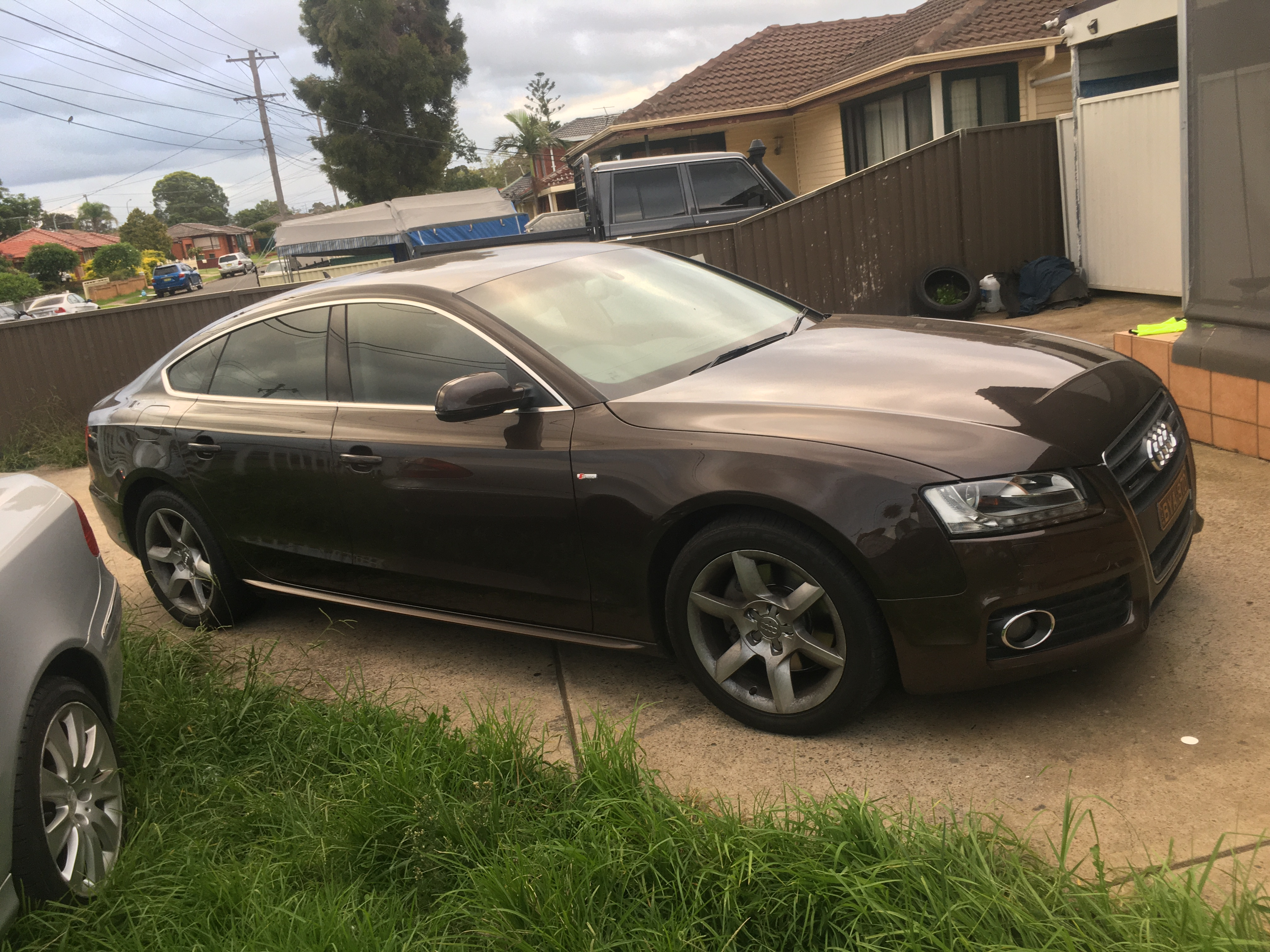 audi a5 2010 turbo Kms 79000