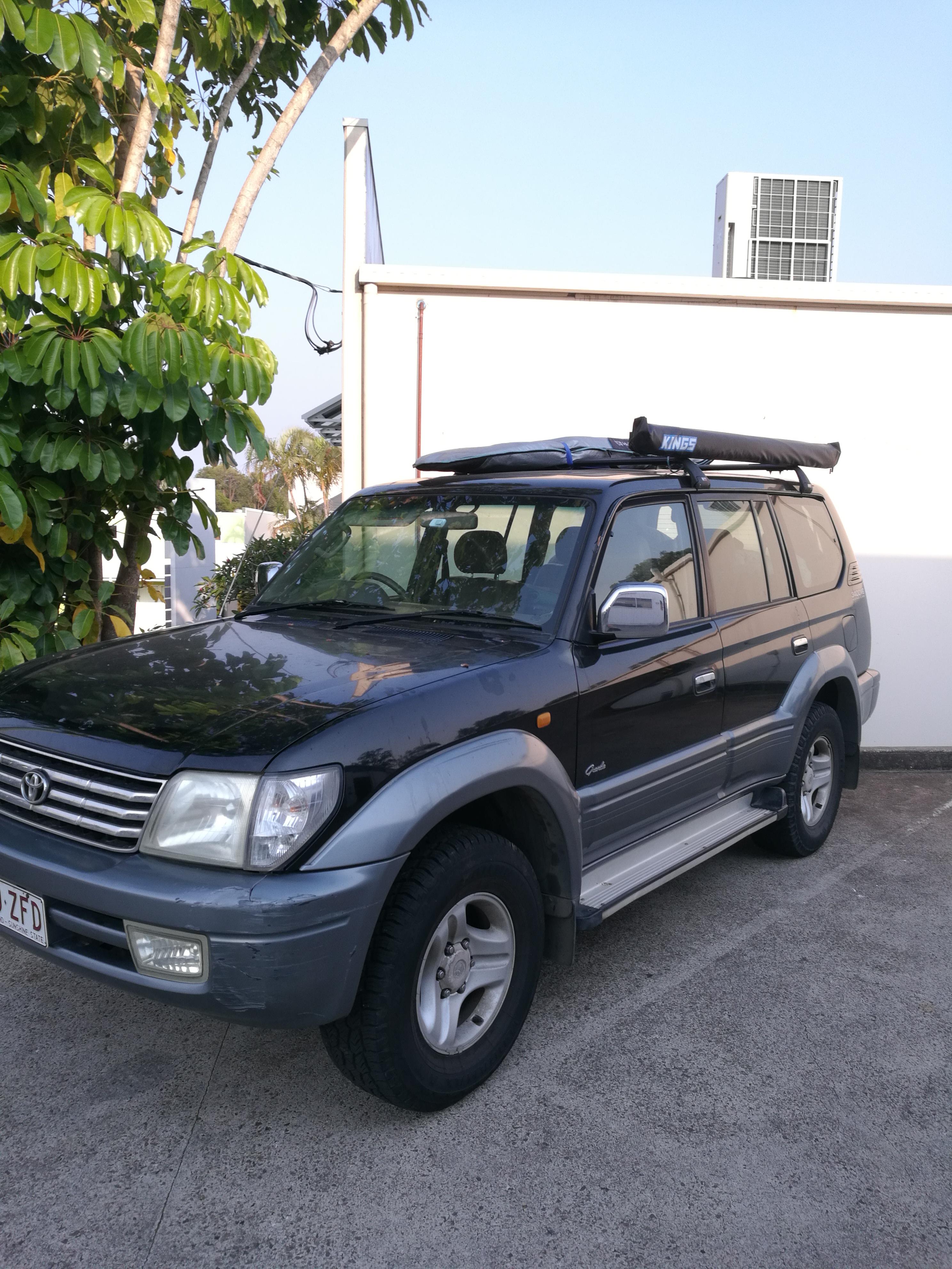 Toyota Landcruiser Prado 1999