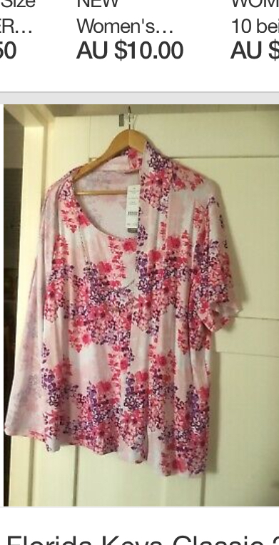 Miller's Florida Keys Classic 2 in 1 Top Size 20