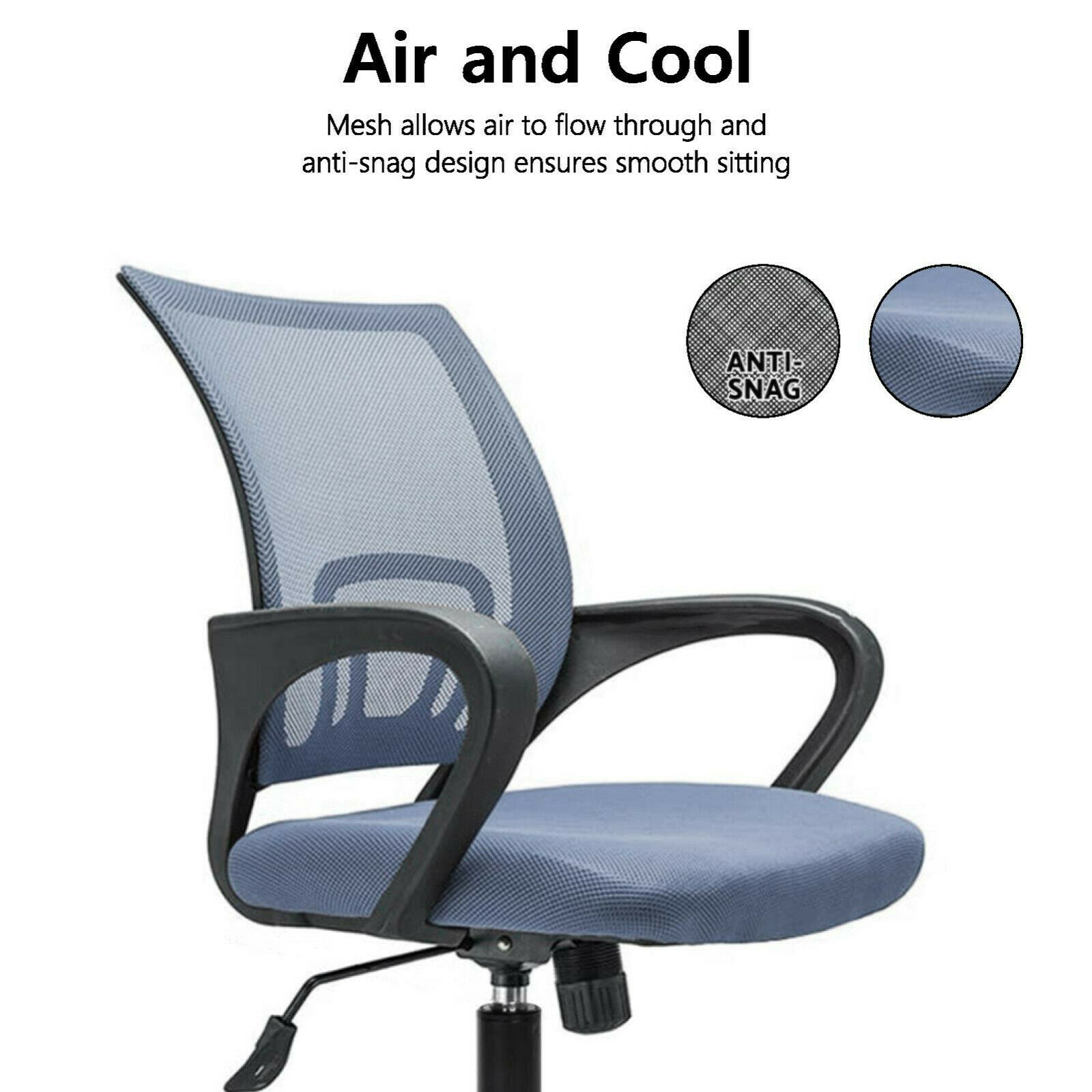 New Office Chair Gaming Chair Computer Mesh Chairs Executive Seating Study Seat