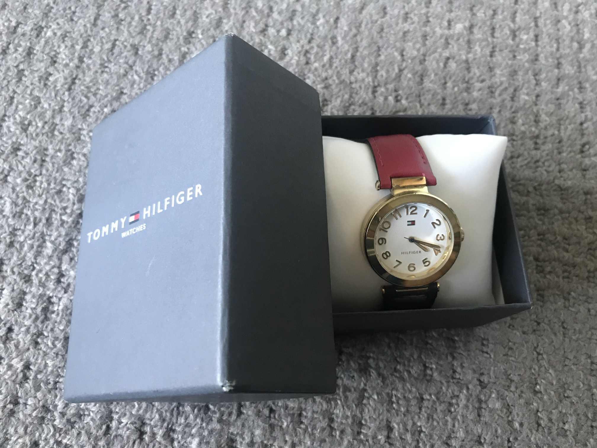 Tommy Hilfiger lady's watch/Boss man watch/Vintage SMITHS clock..