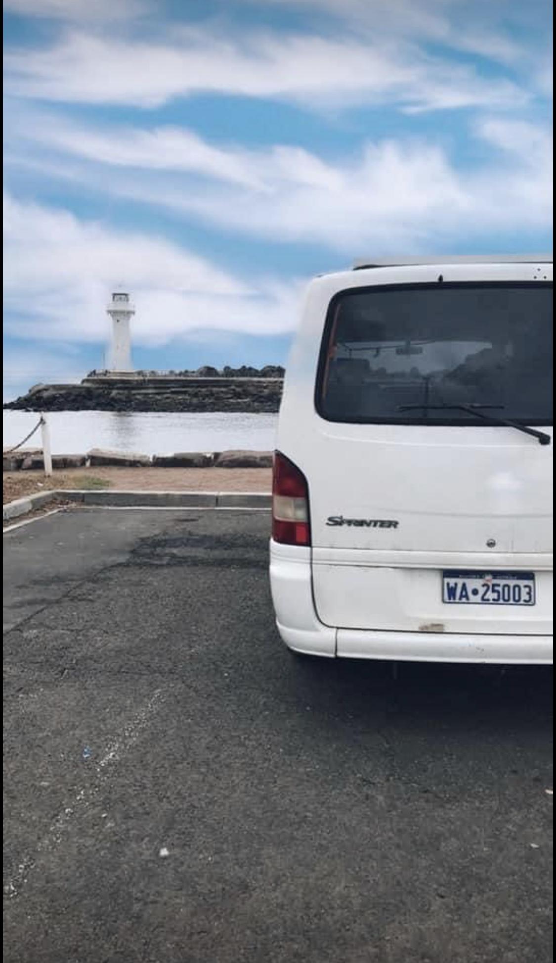 Mercedes Benz MB100D Camper Van