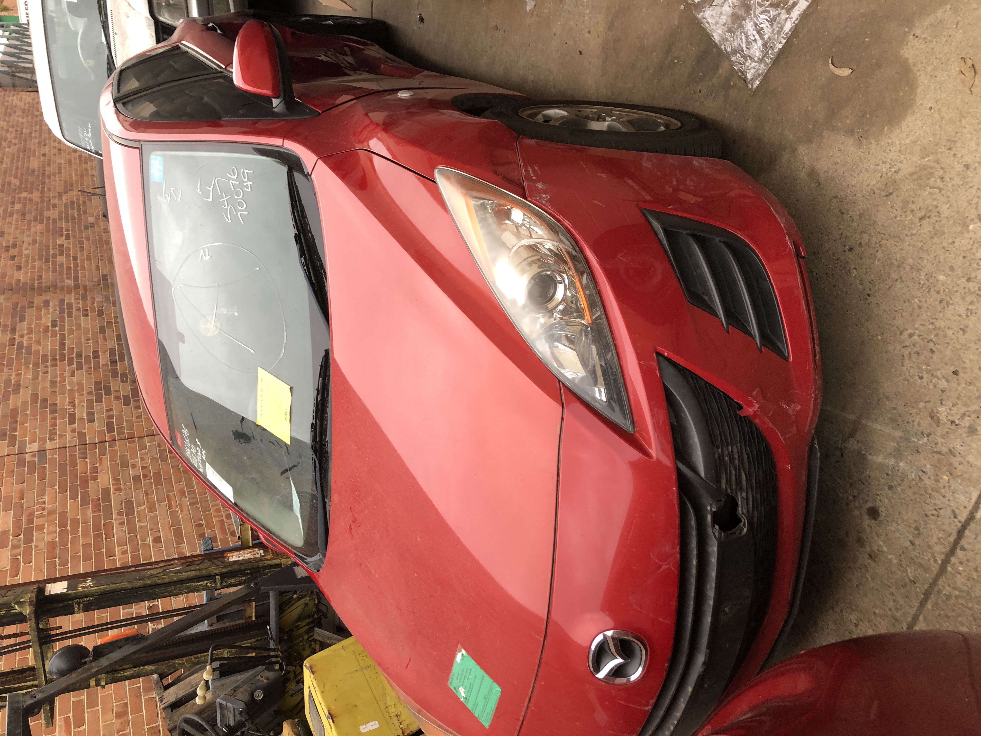 Mazda 3 WRECKING All parts available Kingswood Autos WRECKERS 02 4761 9998
