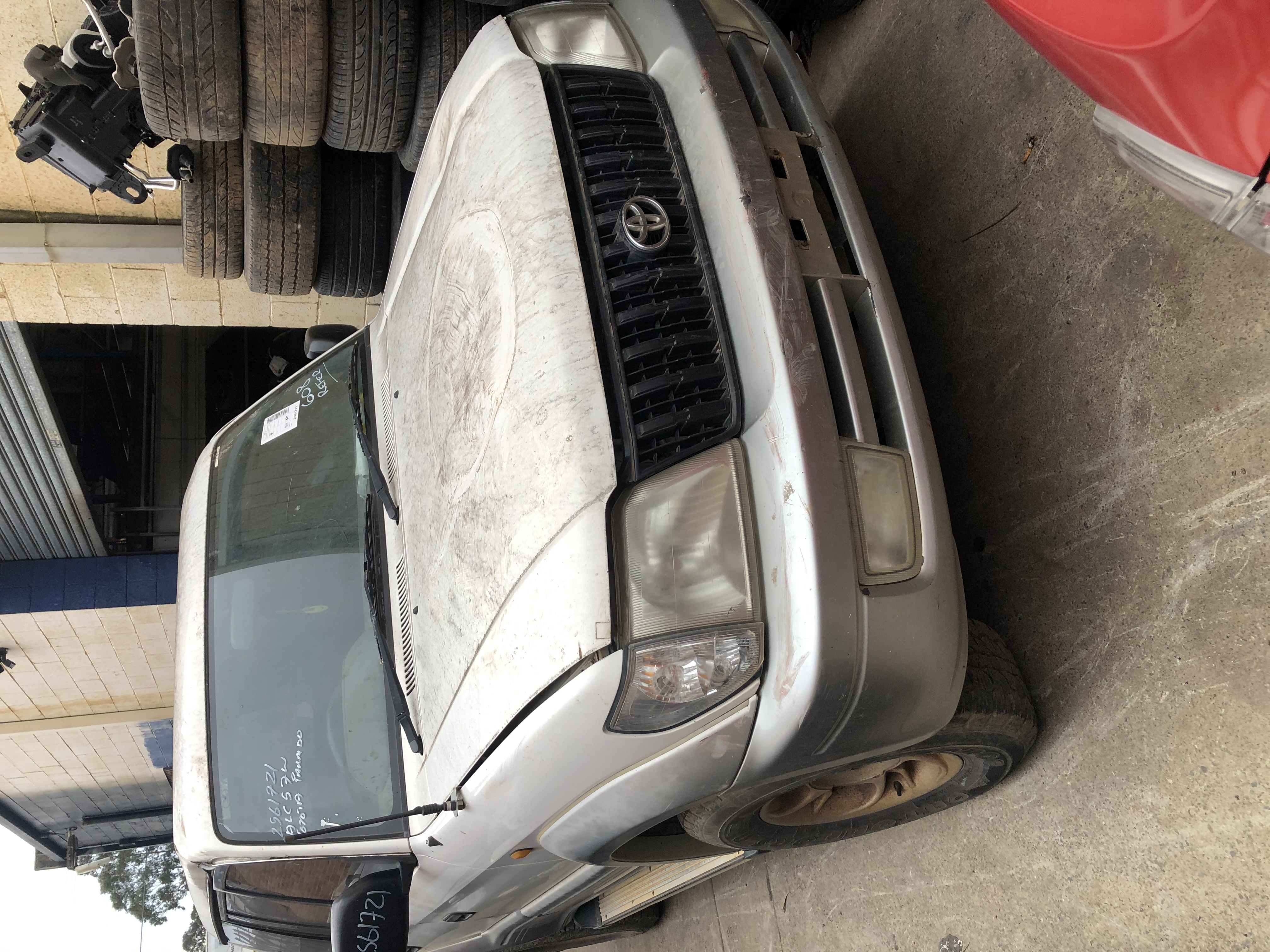 toyota prado 2002 WRECKING All parts available Kingswood Autos WRECKERS 02 4761 9998