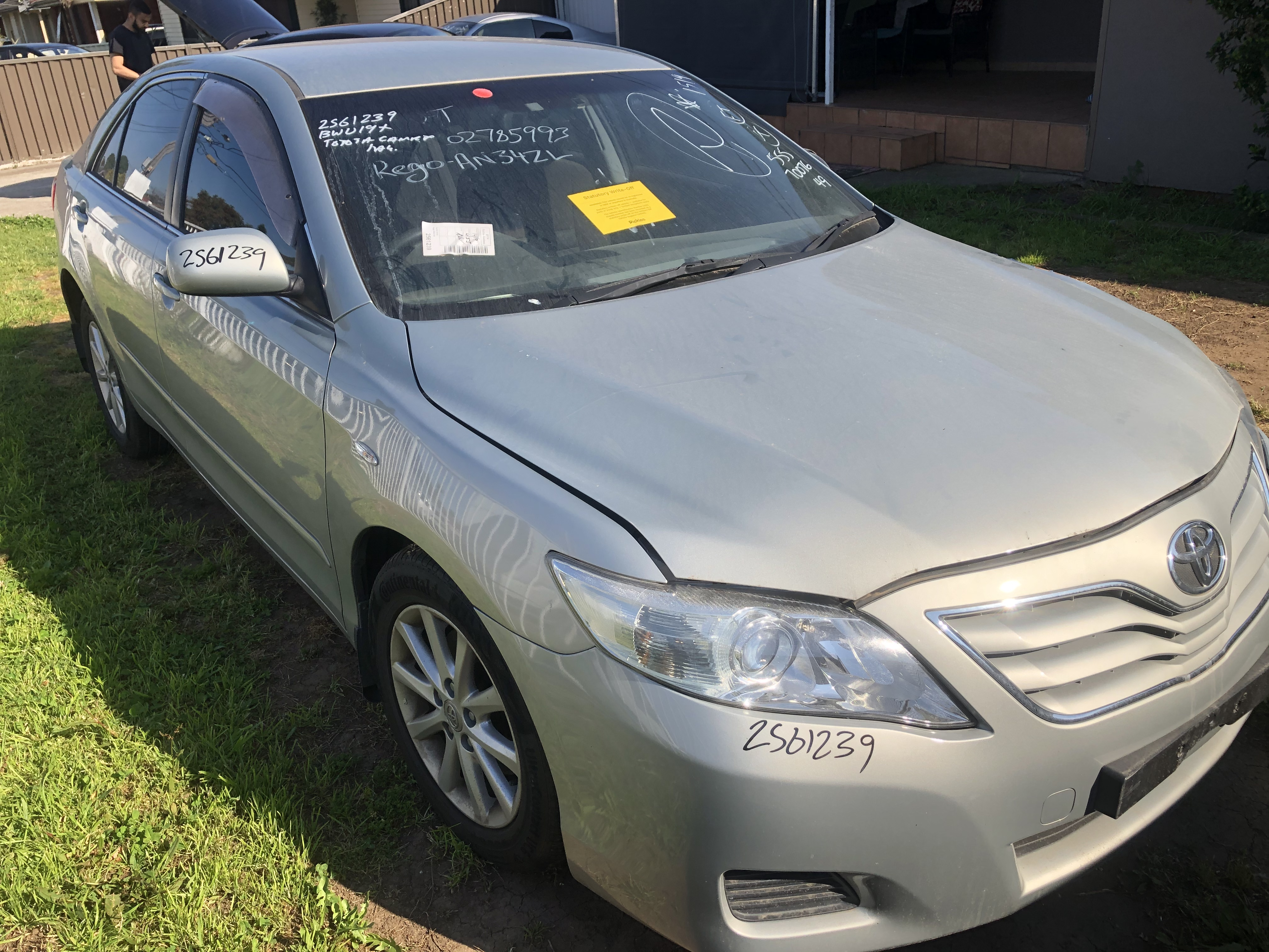 Toyota Camry2011 WRECKING All parts available Kingswood Autos WRECKERS 02 4761 9998