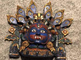 Aakash Bhairab(Hindu God)