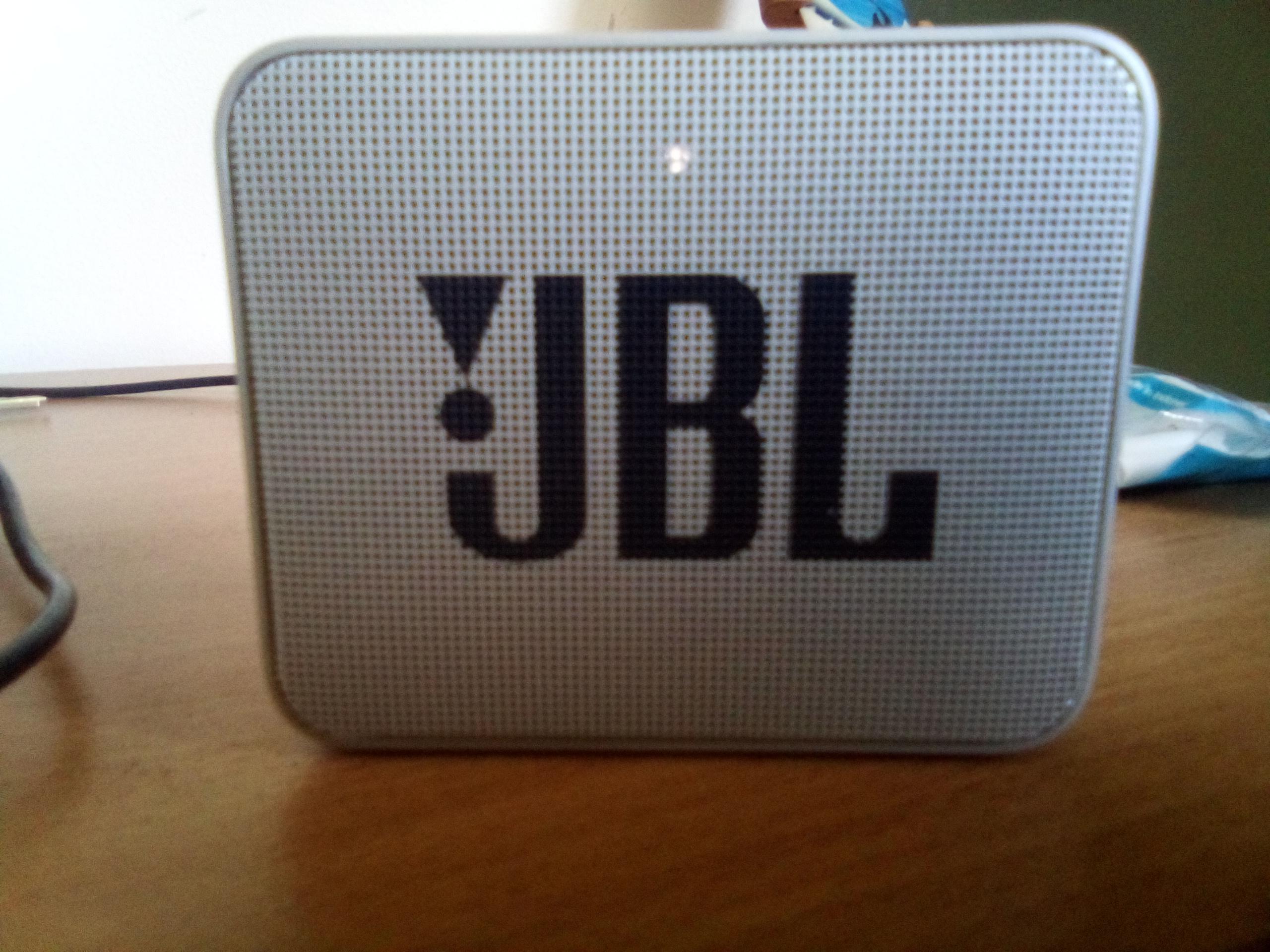 JBL Bluetooth speaker go2j model