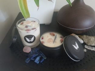 Handcrafted Soy Wax Candles