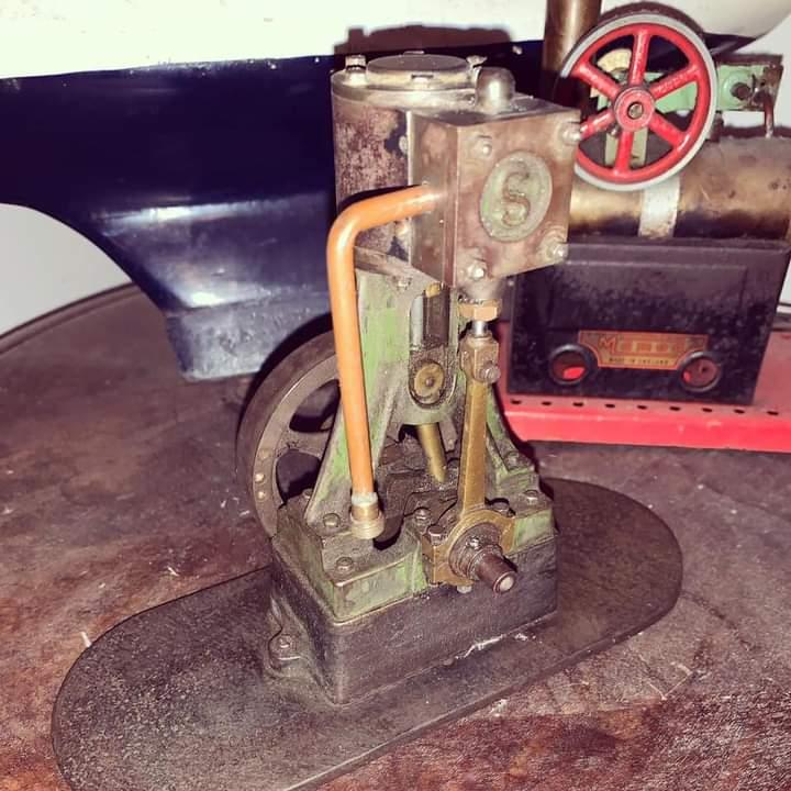 Stuart Model Steam engine