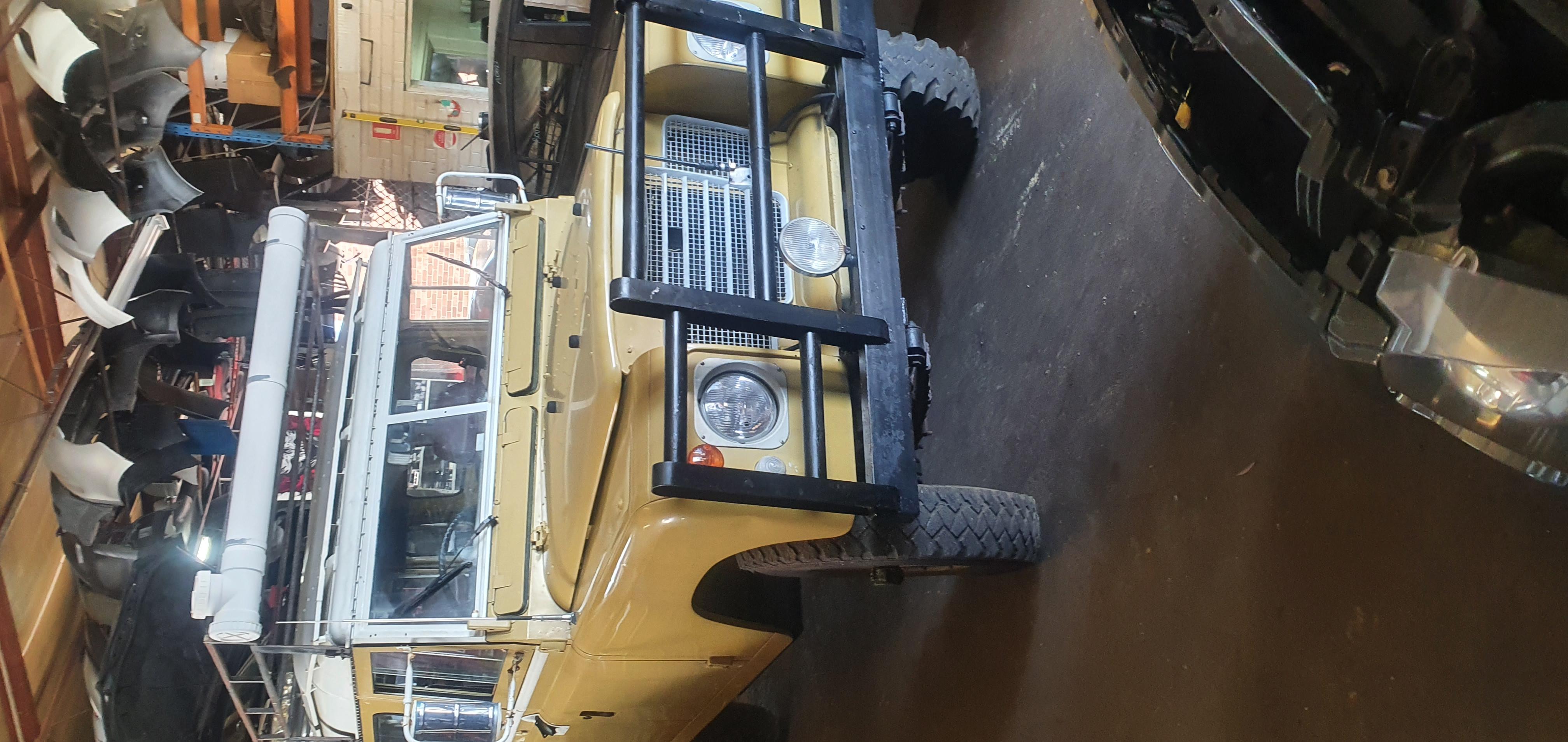 Land rover 1979