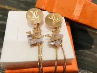 LV earring for sale for women