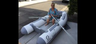 Boat Accessories – Zodiac Cadet 230 – Mercury 3.3hp – More Items