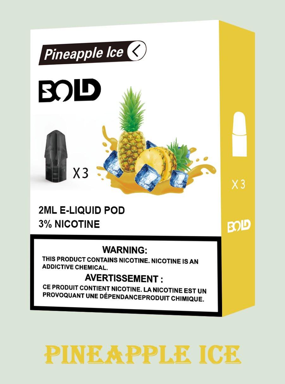 BOLD VAPE (Smoke PODS)