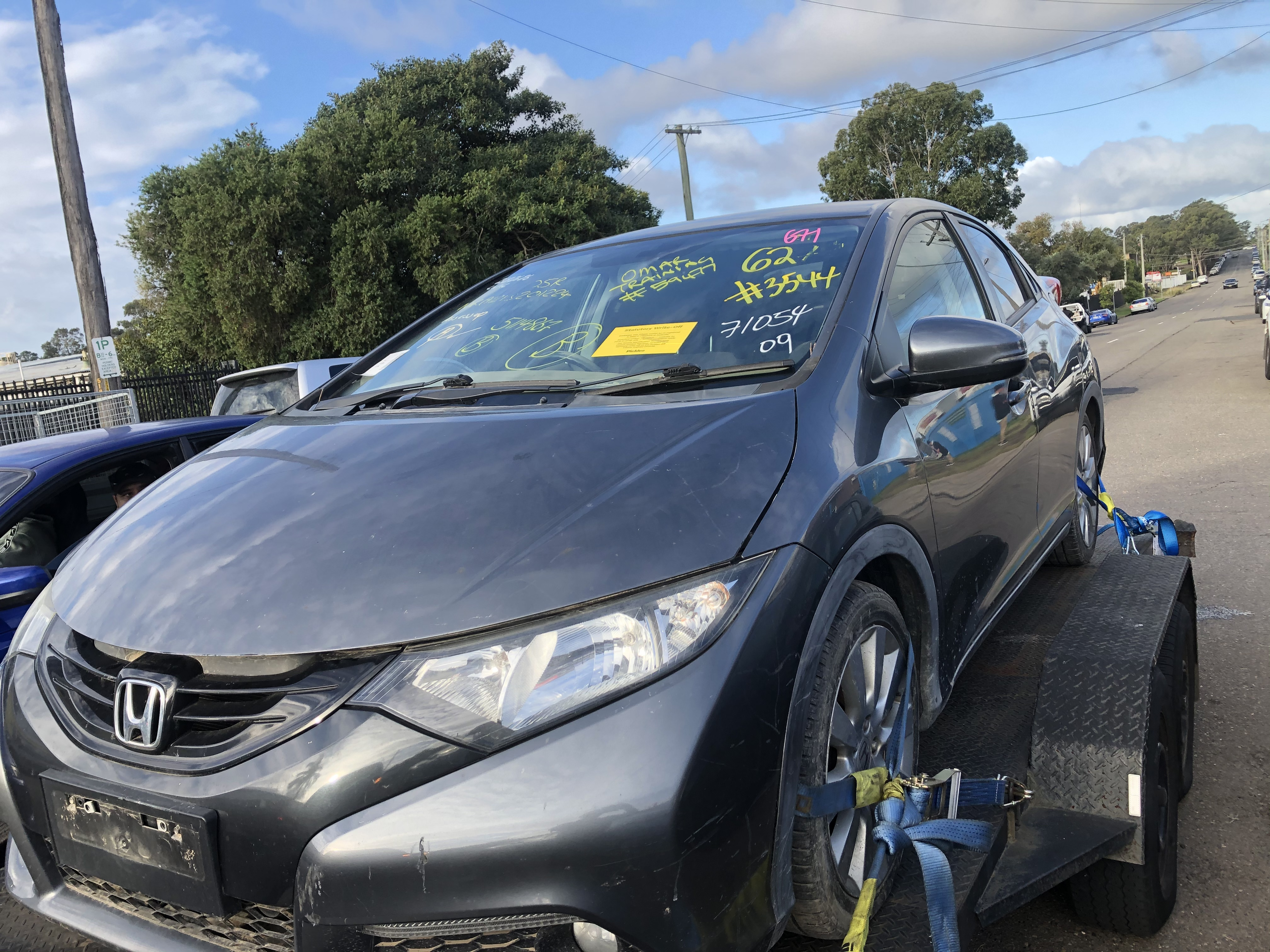 Honda Civic 2013 WRECKING All parts available Kingswood Autos WRECKERS 76 Cox Ave, Kingswood We open Monday to Saturday from 8 till 4 0247619998 04988 04988